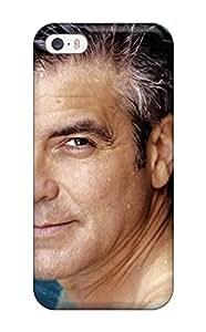 BOyIHAK1235sAtDG ZippyDoritEduard George Clooney Feeling Iphone 5/5s On Your Style Birthday Gift Cover Case