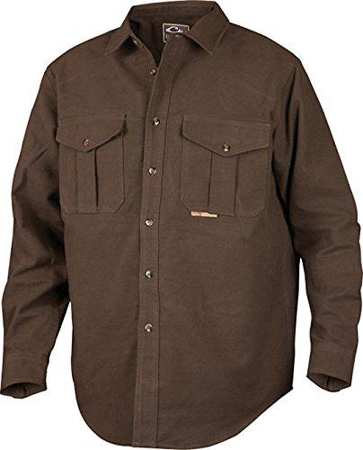 Moleskin Shirt Big - Drake Waterfowl Classic Moleskin Shirt (X-Large, Olive)