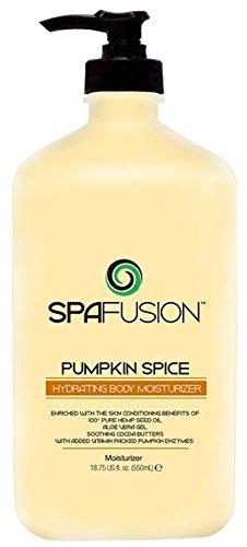 Spa Fusion Pumpkin Spice Body Moisturizer 18.75 oz. ()