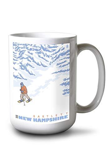 bartlett for america coffee mug - 6