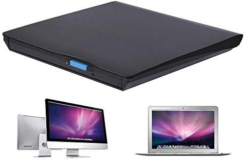 DVDドライブ 外部のBlu-rayドライブスリムUSB2.0ブルーレイバーナーBD-RE CD/DVD RWライタープレイ3D 4Kブルーレイディスク JPLJJ