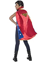 Rubies Costume DC Superheroes Wonder Woman Deluxe Child Cape Costume