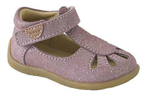 MOVE Infant Girls Sandal - Botas de senderismo Bebé-Niños Pink (Lavanda)