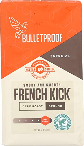 Bulletproof (NOT A CASE) Coffee Ground French Kick