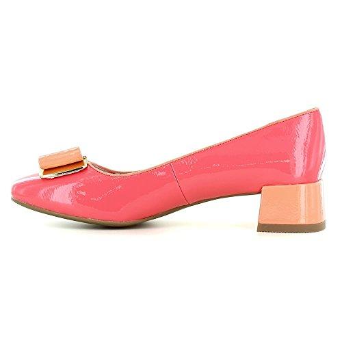 Ruby Shoo June, Women's Closed-Toe Pumps Coral