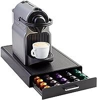 AmazonBasics Nespresso gaveta contenedora de almacenamiento - 50 cápsula capacidad