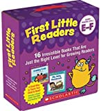 Scholastic First Little Readers Parent Pack: Guided