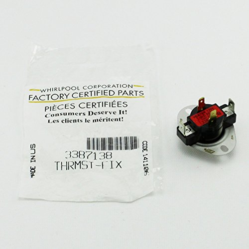 Dryer Control Thermostat (Whirlpool