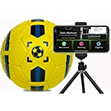 DribbleUp Smart Soccer Ball Training App - Size 4 5