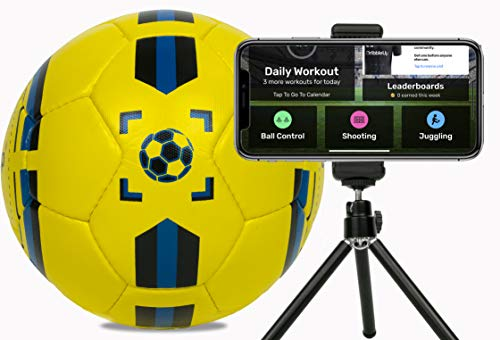DribbleUp Smart Soccer Ball (Size 5)
