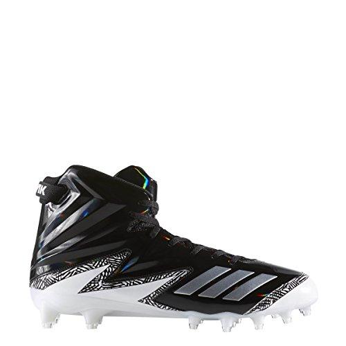 Liquidación bajo tarifa de envío Adidas Monstruo De Carbono De Alto X Sistema De Fijación De Los Hombres Núcleo De Fútbol Negro-blanco-plata Metálica Barato Pre Order PVsaz7aq