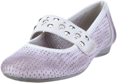 Marco Tozzi MT Premio 2-2-24218-26 Damen Slipper Violett/Lavender Comb