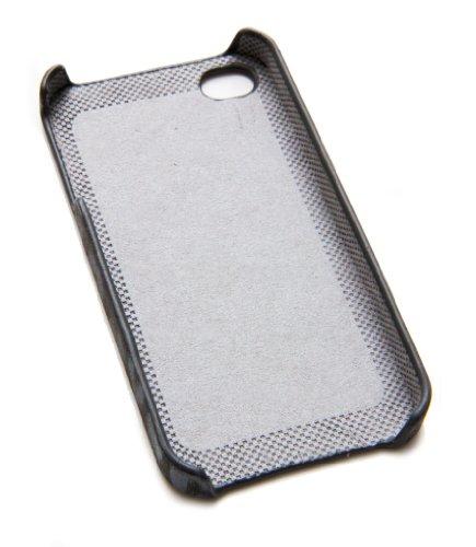 Coque rigide pour iPhone 4/4S - Design Léopard (Gris)