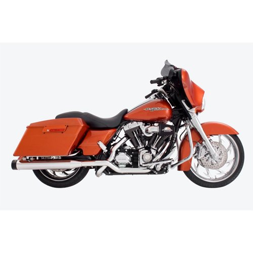 Best True Dual Exhausts for Harley Reviews: Top-5 in