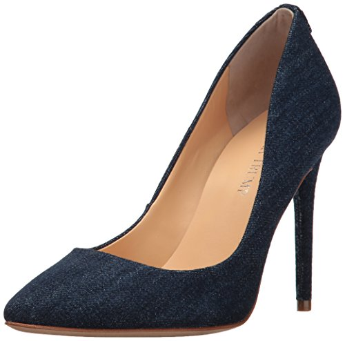 Ivanka Trump Women's Kayden6 Dress Pump, Blue, 8.5 M US