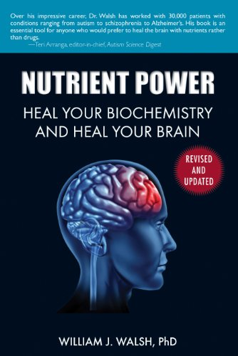 Nutrient Power: Heal Your Biochemistry and Heal Your Brain cover