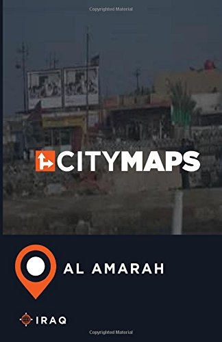 City Maps Al Amarah Iraq ebook