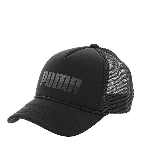 PUMA- Evercat Split Shift Mesh Snapback Adjustable Hat Black/Gray