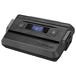 myCharge AdventureUltra Portable Charger 13400mAh Rugged Outdoor External Battery Pack Power Bank 4 Ports (AC, USB-C, USB-A x2) for Tailgating, Camping (Laptop, Cell Phone, Tablet, TV, Accessories)