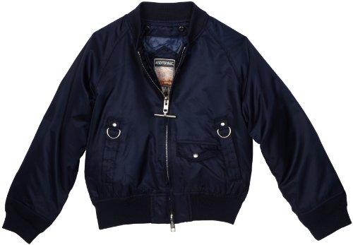 Mighty Mac Big Boys' Bomber Coat, Union Blue, X-Large