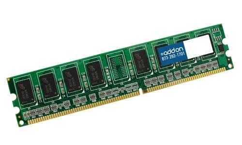 Add-On Computer JEDEC 8GB Registered ECC Dual Rank x4 1.5V 240-Pin CL13 RDIMM (AM1866D3DR4RN/8G) by Add-On Computer Products