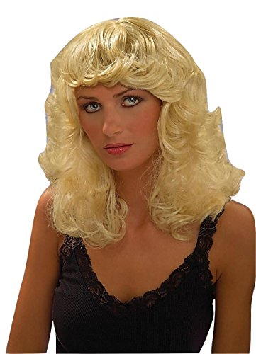 Forum Novelties 23075 Dolly Wig Yellow