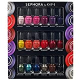 SEPHORA by OPI Eighteen Piece Mini Nail Colour Set ($81 Value) Eighteen Piece Mini Nail Colour Set