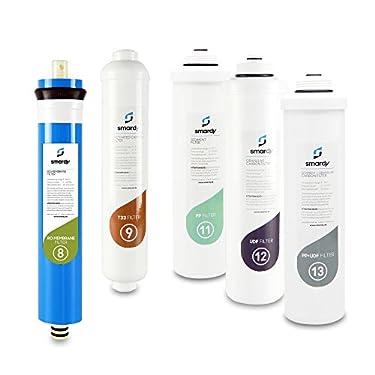 smardy-5x-filtros-de-agua-set-filtros-de-repuesto-Nr-8-9-11-12-13-para-Sistema-de-filtrado-de-agua-smardy-PRO-190
