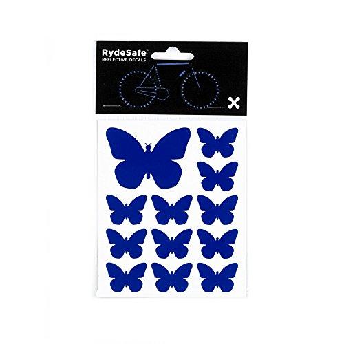 RydeSafe Reflective Decals - Butterflies Kit