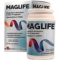 MAGLIFE integratore a base di Magnesio 100 cps