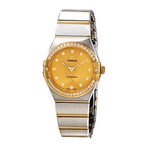 Omega-Constellation-Manhattan-Champagne-Diamond-Dial-Ladies-Watch-13125286058001