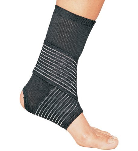 DJ Orthopedics ProCare Double Strap Ankle Support – Large – Model 79-81377 – Each