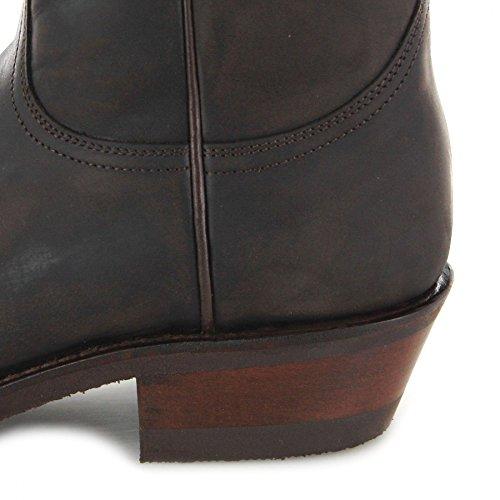 Fb Mode Laarzen Laarzen Sendra 5588 Hugo Cafe Westerse Laarzen Voor Mannen Bruine Cowboylaarzen Cafe