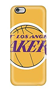 BvnintX772gmyFM Tpu Case Skin Protector For Iphone 6 Plus Basketball Nba Los Angeles Lakers With Nice Appearance