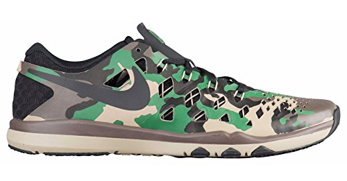 NIKE NIKE Speed Train 4 – Black/Gorge Green de baroque Brow