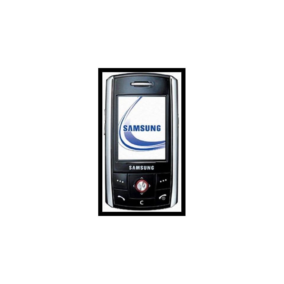 Samsung Sgh d807 Unlocked GSM Slider Phone (Cingular Branded)   Quad band, 1.3 Megapixel Camera