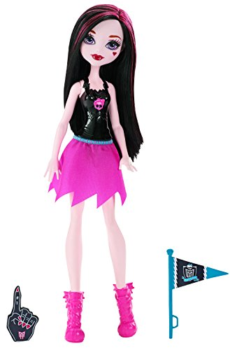 Monster High Cheerleading Draculaura Doll & Accessory ()