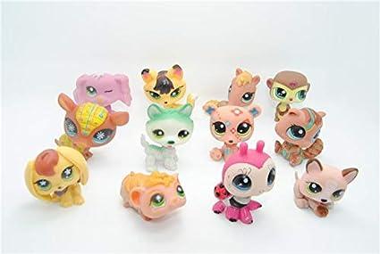 Amazon.com: Grocoto Action & Toy Figuras – Muñeca Modelo Lps ...