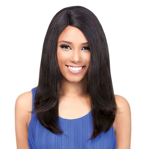 Series Lace (Outre Natural Yaki Series Lace Front Wig - Natural Yaki 18