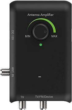 ANTOP amplificador inteligente para cualquier antena HDTV no ...