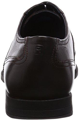 RockportASD WINGTIP - Zapatos de Vestir Hombre Marrón - Braun (DK BTR CHOC)