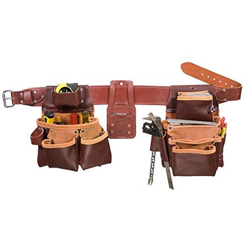 Occidental Leather 5089LH M Seven Bag Framer - Left Handed (Left Handed Tool Belt)