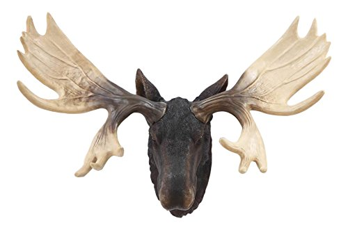 Line Moose (Hi-Line Gift Ltd. Moose Head Wall Hanging)