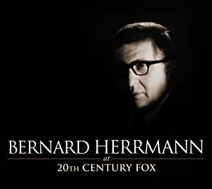 Bernard Herrmann at 20th Century Fox, limited-edition boxed set