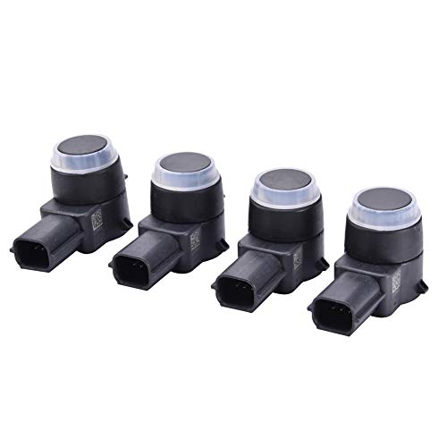 Younar 4PCS Reverse Backup Parking Bumper Park Assist Object Sensor 1EW63TZZAA for Dodge Jeep Chrysler