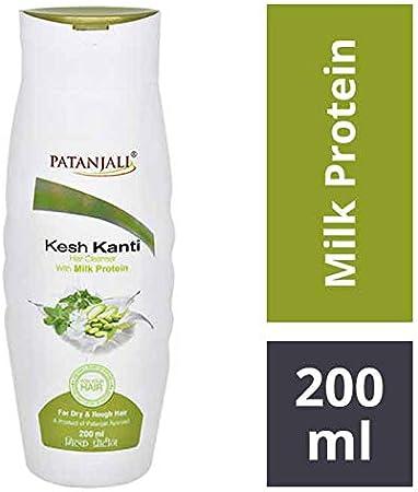 Proteína Patanjali Kesh Kanti leche (200 ml)