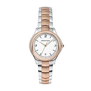 Emporio Armani Reloj para Mujer de Cuarzo con Correa en Acero Inoxidable ARS8506 9