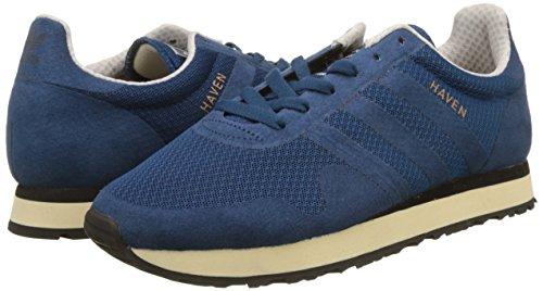Baskets Bleu Hommes Haven bleu Noir Core Adidas Nuit OFwq6q