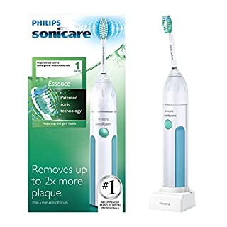 Philips Sonicare Essence Rechargeable Electric Toothbrush, Mid-Blue HX5611/01 (B00QZ67ODE) | Amazon price tracker / tracking, Amazon price history charts, Amazon price watches, Amazon price drop alerts