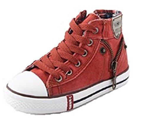 garçon mode pour red Baskets Koo T qxnpEwTIIH
